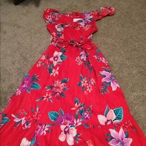 Old navy dress.